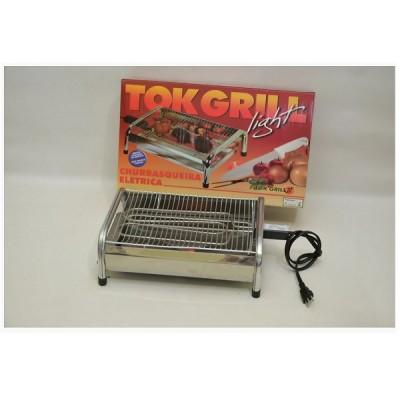 Churrasqueira Elétrica Tok Grill II Light 127V - 001 - Tok Grill