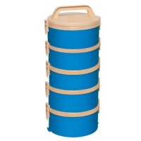 Termoprato Tekcor 5 Peças Azul - 1333.05 - Soprano