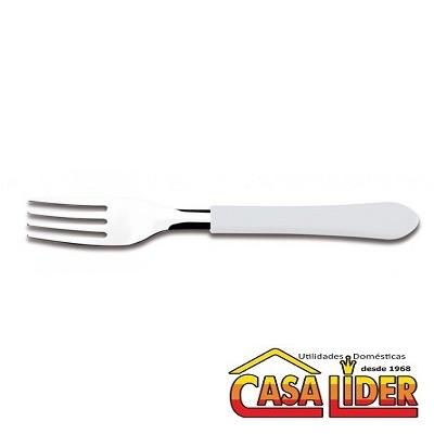 Garfo de Mesa Inox Leme Branco - 23182/480 - Tramontina