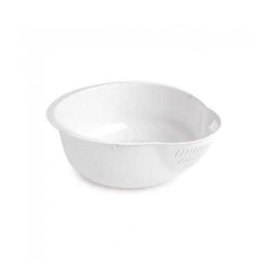 Lava Arroz 1 Litro Branco - 0789 - Plasútil