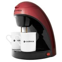 Cafeteira Single Colors 127V 450W Vermelho - CAF111 - Cadence