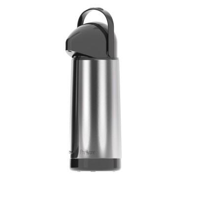 Garrafa Térmica Inox Pressione 1 Litro - 25105001 - MOR
