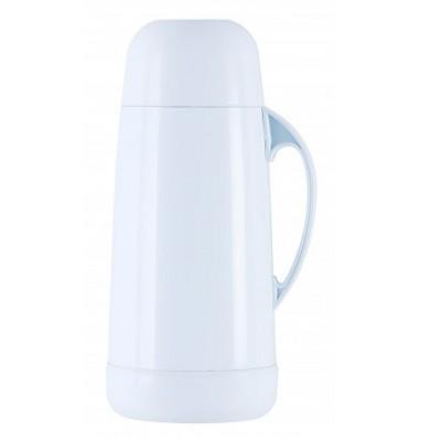 Garrafa de Mesa Garbo 1 Litro Lisa Branca - 53511 - Termolar