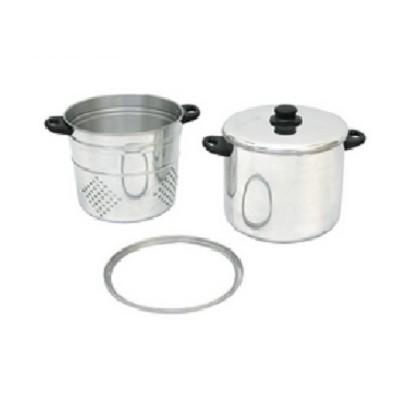 Per Cuccina 3 em 1 (Espagueteira, Caçarola e Cozimento a Vapor) Polida - 25622 - Jolly