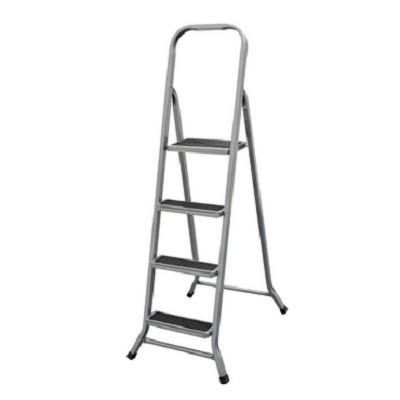 Escada Artmix 04 Degraus Preto de Aço Carbono G1 - 62.07.04 - Metalmix