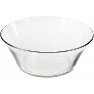 Saladeira Grande de Vidro Transparente Astral 2,3 Litros - SM400.0408.03 - Marinex