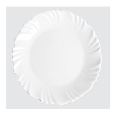 Prato Opaline Pétala Para Sobremesa - 5344 - Nadir