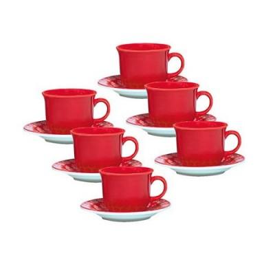 Conjunto para Chá 200ml 12 peças Daily Renda - JM21-6404 - Oxford