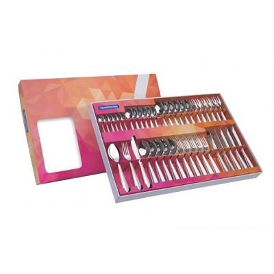 Faqueiro Aço Inox 42 peças Laguna - 66906/774 - Tramontina