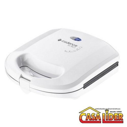 Sanduicheira Minigrill Easy Meal II 750W Branco - SAN252 - Cadence