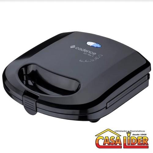 Sanduicheira Minigrill Easy Meal II 750W Preto - SAN253 - Cadence
