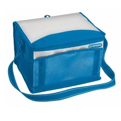 Bolsa Térmica Tropical 12 Litros Azul - 09420.7953.98 - Soprano
