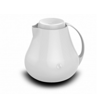 Bule Térmico Sonetto 400 ml Branco - 09000.0015.02 - SOPRANO