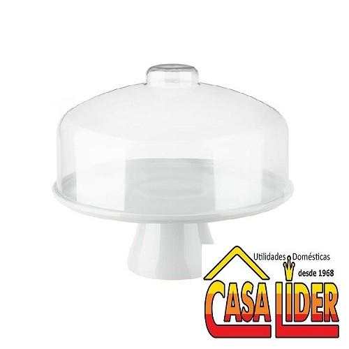 Boleira Cake com Cúpula 25cm - 10110/0007 - Coza