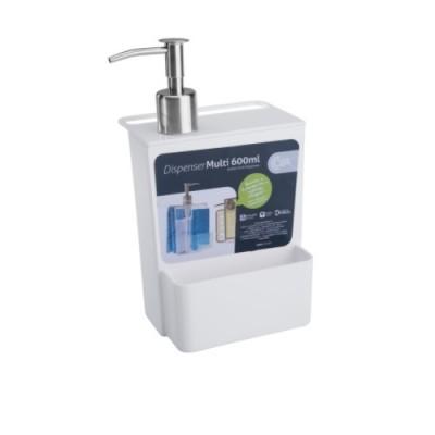 Dispenser Multi-Retro 600ml Coza Branco - 20719/0007 - Brinox