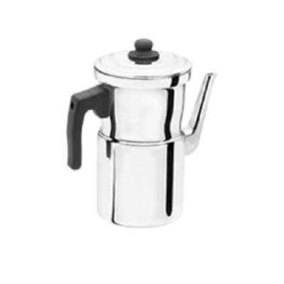 Cafeteira Reforçada Polida com Coador N.2 2 Litros - 3065 - Fort-Lar
