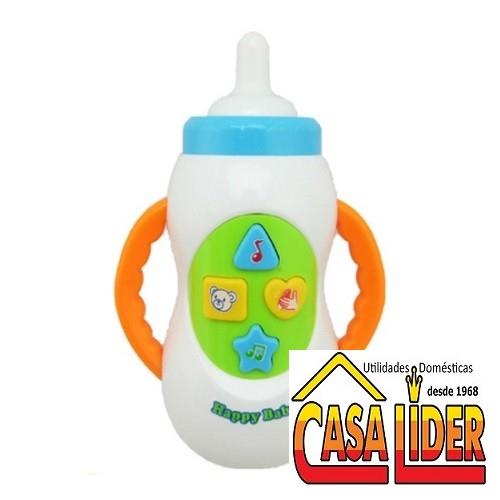 Brinquedo de Plástico para Bebes Mamadeira Divertida - 803 - Macro Internacional