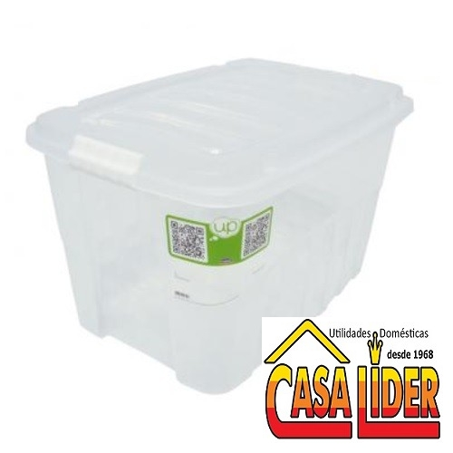 Gran Box Alta 19,8 Litros - 2890 -Plasutil