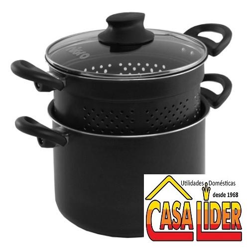 Espagueteira 20cm Criativa Antiaderente - 038110 - Nigro
