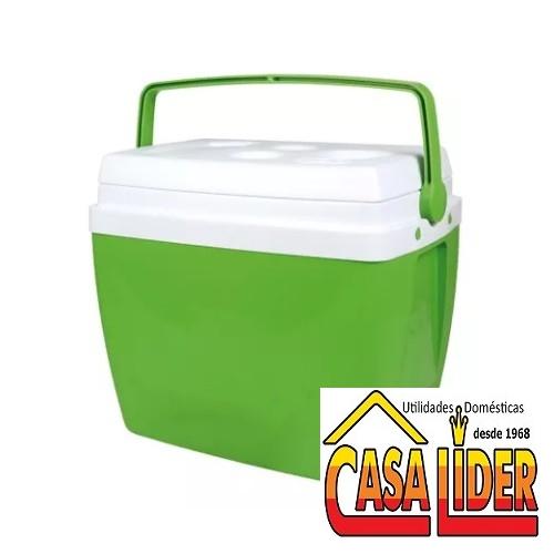 Caixa Térmica 34 Litros Verde - 25108164 - MOR