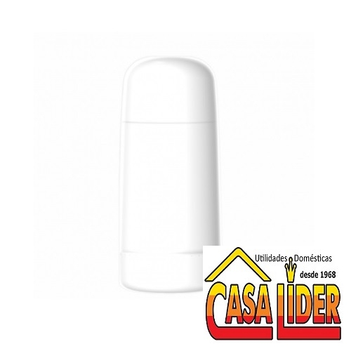 Garrafa Térmica Minigarbo Lisa 250ml Branca Rolha Clean - 55054 - TERMOLAR