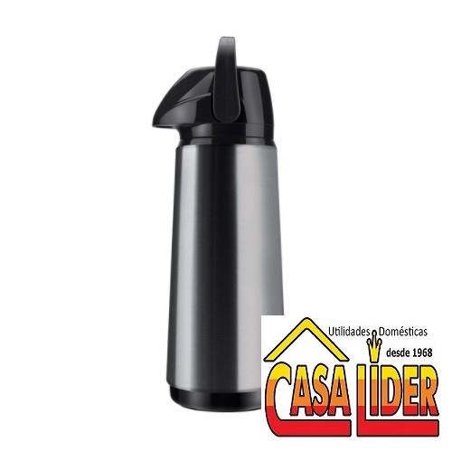 Garrafa Térmica de Mesa Inox Slim 1,8 Litro - 100100020105 - Invicta