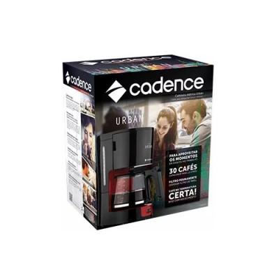Cafeteira Elétrica Cadence Urban 750W 127V - CAF600 - Cadence