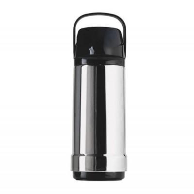 Garrafa Térmica GLT Pressão Metalizada 1,0 Litro - 0121 - Invicta