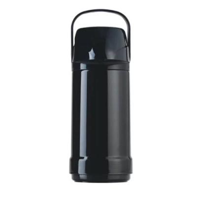 Garrafa Térmica GLT Pressão 0,5 Litro Preta - 20105 - Invicta