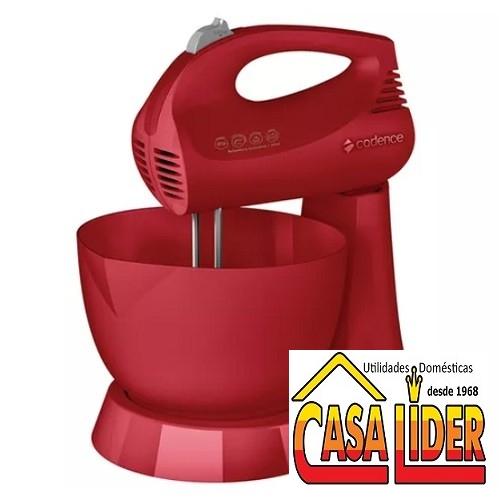 Batedeira Jolie Colors Vermelha 127V 200W - BAT411 - Cadence
