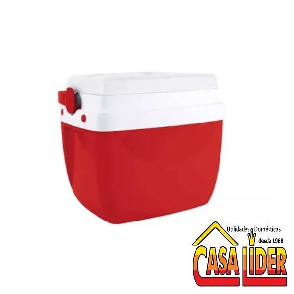 Caixa Térmica 12 Litros Vermelho - 25108212 - MOR