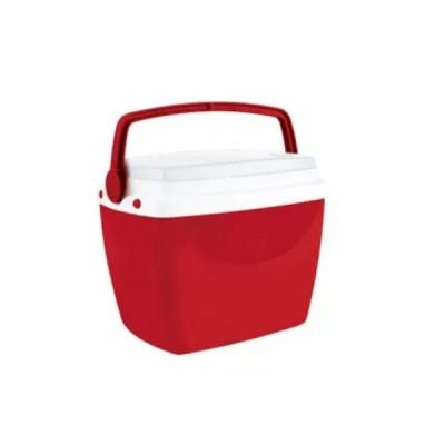 Caixa Térmica 6 Litros Vermelha - 25108202 - MOR
