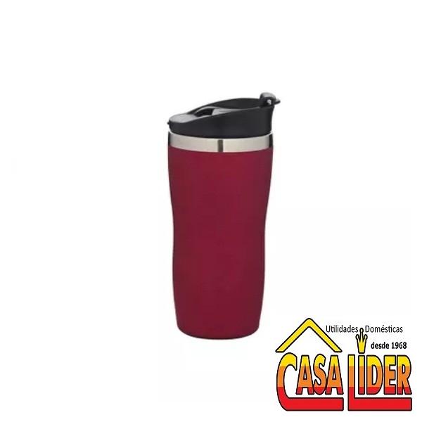 Copo Aço Inox 450ml Coffee To Go - 8055 - MOR