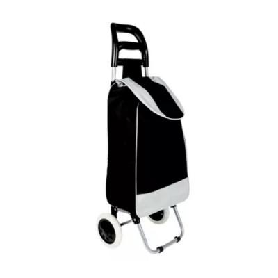 Carrinho de Compras Leva Tudo Bag TO GO Preto - 002497 - MOR