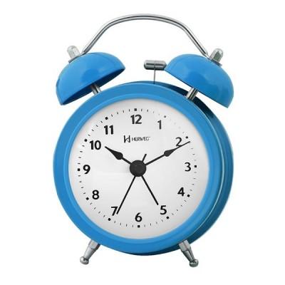 Relógio Despertador Mecânico Azul Simba - 2707-014 - Herweg