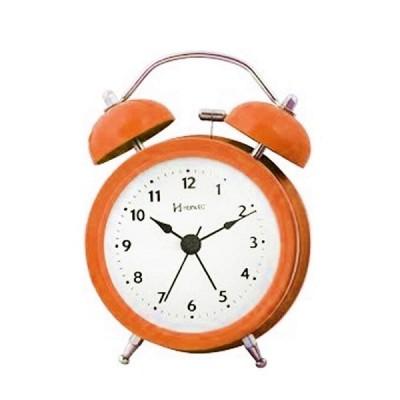 Relógio Despertador Mecânico Laranja - 2707-270 - Herweg