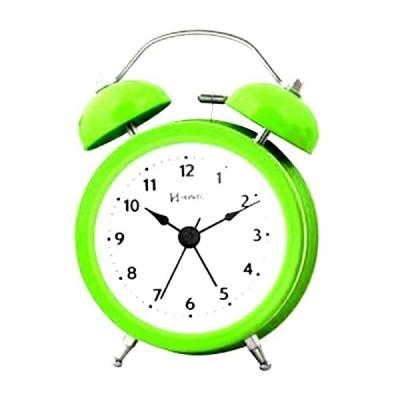 Relógio Despertador Mecânico Verde - 2707-196 - Herweg
