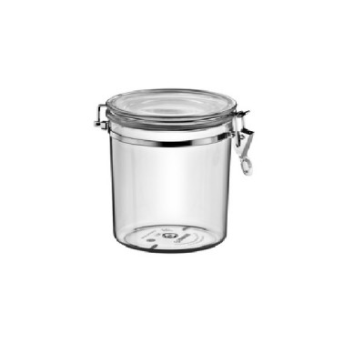 Pote Hermético 1,6 Litros Transparente -  09001.7505.01 - SOPRANO