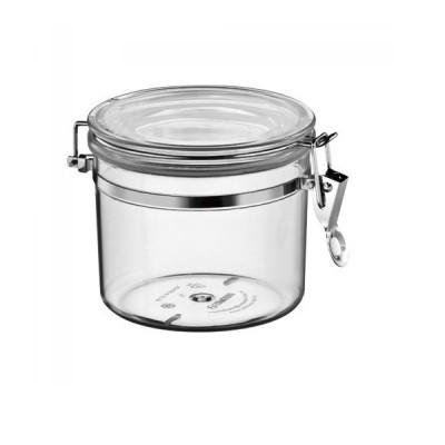 Pote Hermético 1 Litro Transparente - 09001.7504.01 - SOPRANO